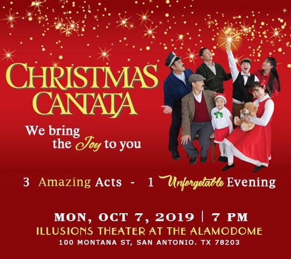 Christmas Cantata.Christmas Cantata Alamodome