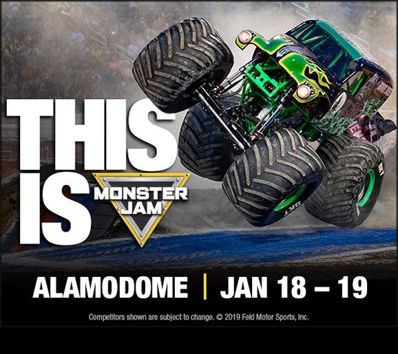 Monster Jam Events 2020.Monster Jam Alamodome