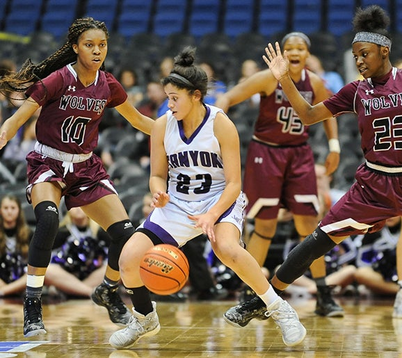 Girls Basketball State Playoffs Open For Handful Of: UIL Girls State Basketball Tournament